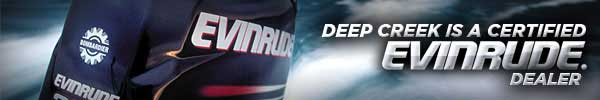 certified Evinrude dealer